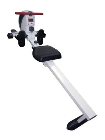 AsVIVA Rudergerät Rower Cardio IV Fitnessgerät