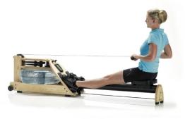 Water Rower Rudergerät A1 mit Monitor